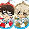 Detective Conan Kiratto Acrylic Strap Vol.2 (Set of 8) (Anime Toy)