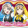 Love Live! Sunshine!! Acrylic Badge Welcome to Urajo Ver (Set of 9) (Anime Toy)