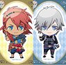 Otome Yusha Trading Smartphone Sticker (Set of 6) (Anime Toy)