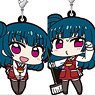 Love Live! Sunshine!! Rubber Strap Collection Numers Yoshiko (Set of 6) (Anime Toy)
