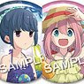 [Yurucamp] Draw for a Specific Purpose Trading Can Badge Natsucamp Ver. (Set of 6) (Anime Toy)