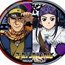 Golden Kamuy Kirie Series Trading Washi Can Badge (Set of 7) (Anime Toy)