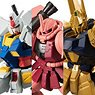 Mobile Suit Gundam G Frame 3 (Set of 10) (Shokugan)