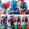 Converge Kamen Rider 11 (Set of 10) (Shokugan)