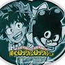 My Hero Academia Trading Mat Can Badge (Set of 8) (Anime Toy)