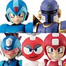 66 Action Dash Mega Man 2 (Set of 10) (Shokugan)
