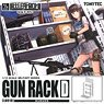 1/12 Little Armory (LD018) Gun Rack D (Plastic model)
