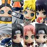 Ochatomo Series Naruto:Shippuden Break Time Konoha -Renewal!- (Set of 8) (PVC Figure)