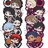 Kuroko`s Basketball Wachatto! Rubber Strap Collection (Set of 6) (Anime Toy)