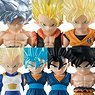 Dragon Ball Advarge SP -Legend of Goku & Vegeta- (Set of 10) (Shokugan)