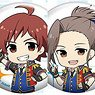 Eformed The Idolm@ster Side M Kimetto! Can Badge Anime Ver.01 [Dramatic Stars, Beit, S.E.M] (Set of 9) (Anime Toy)