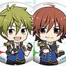 Eformed The Idolm@ster Side M Kimetto! Can Badge Anime Ver.02 [High x Joker, W, Jupiter] (Set of 10) (Anime Toy)