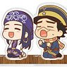 Golden Kamuy Lunch Together! Acrylic Stand (Set of 6) (Anime Toy)