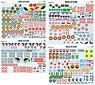 MiG-21UM Decal set Complete Edition (for RV Aircraft) (Decal)