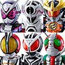 Converge Kamen Rider 12 (Set of 10) (Shokugan)