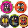 Sound Ridewatch Series SG Ridewatch 02 (Set of 10) (Shokugan)