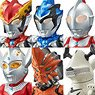 Converge Ultraman 3 (Set of 10) (Shokugan)