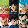 Dragon Ball Advarge 9 Movie Special (Set of 10) (Shokugan)