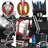 SHODO-X Kamen Rider 2 (Set of 10) (Shokugan)