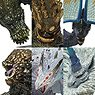 Capcom Figure Builder Monster Hunter Standard Model Plus Vol.12 (Set of 6) (Completed)