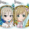 The Idolmaster Cinderella Girls Theater [Tobichara] Trading Acrylic Key Ring Vol.2 (Set of 9) (Anime Toy)