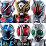*Bargain Item* Converge Kamen Rider 13 (Set of 10) (Shokugan)