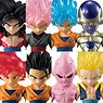 *Dragon Ball Advarge SP2 (Set of 10) (Shokugan)