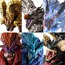 Capcom Figure Builder Monster Hunter Standard Model Plus Vol.13 (Set of 6) (Completed)