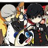 Persona Q2: New Cinema Labyrinth Trading Mini Stand Colored Paper (Set of 8) (Anime Toy)