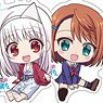 Yuuna and the Haunted Hot Springs Petanko Trading Acrylic Strap (Set of 8) (Anime Toy)