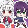 Yuuna and the Haunted Hot Springs Trading Smartphone Sticker (Set of 8) (Anime Toy)