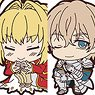 Fate/EXTRA Last Encore Rubber Strap Collection ViVimus Vol.1 (Set of 11) (Anime Toy)