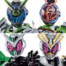 So-Do Kamen Rider Zi-O [Ride 6] Feat. So-Do Kamen Rider Build (Set of 12) (Shokugan)