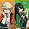 My Hero Academia Mini Colored Paper Collection Warm Hanten (Set of 6) (Anime Toy)