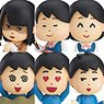 Irasutoya Collectible Figures 01 (Set of 6) (PVC Figure)