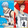 Kuroko`s Basketball Mini Colored Paper Collection A (Set of 7) (Anime Toy)