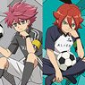 Inazuma Eleven Colorful Framed Mini Colored Paper Collection (Set of 14) (Anime Toy)