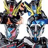 So-Do Kamen Rider Zi-O [Ride 8] Feat. So-Do Kamen Rider Build (Set of 10) (Shokugan)