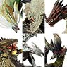 Capcom Figure Builder Monster Hunter Standard Model Plus The Best Vol.7.8 (Set of 6) (Completed)