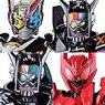 So-Do Kamen Rider Zi-O [Ride 9] Feat. So-Do Kamen Rider Build (Set of 10) (Shokugan)