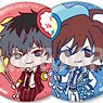 The Idolm@ster SideM Trading Can Badge -Valentine`s Day Live 2015 & White Day Live 2015- (Set of 10) (Anime Toy)