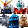 *Bargain Item* Mobile Suit Gundam Micro Wars 2 (Set of 10) (Shokugan)