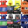 Mini Pla Machine Robo Duel 2 (Set of 12) (Shokugan)