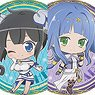 Is It Wrong to Try to Pick Up Girls in a Dungeon?: Arrow of the Orion Punipuni Can Badge (Set of 6) (Anime Toy)