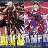 Fate/Grand Order Trading Full Color Clear Sheet Part.2 (Set of 10) (Anime Toy)
