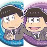 Osomatsu-san the Movie Gororin Can Badge 18 Years Old Ver. (Set of 6) (Anime Toy)