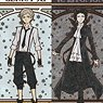 Bungo Stray Dogs Art Nouveau Series Pencil Board (Set of 8) (Anime Toy)