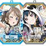 Love Live! Sunshine!! Chararium Acrylic Strap Vol.7 (Set of 9) (Anime Toy)