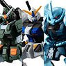 Mobile Suit Gundam G Frame 7 (Set of 10) (Shokugan)