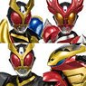 SHODO-X Kamen Rider 6 (Set of 10) (Shokugan)